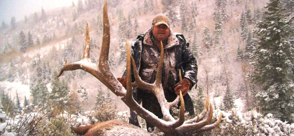 Broadmouth Canyon Ranch | Trophy Elk Hunting at it's Finest